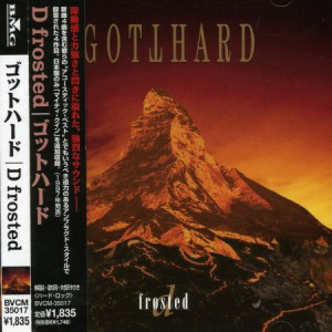 Gotthard - D-Frosted (Japan)