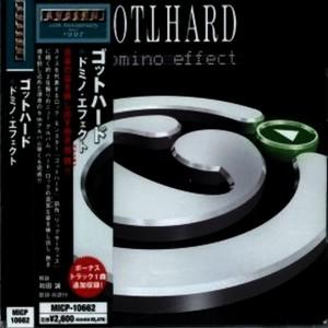 Gotthard - Domino Effect (Japan)