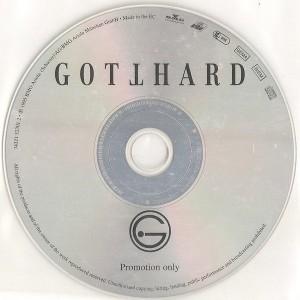 Gotthard - G.(Radio Promo CD)