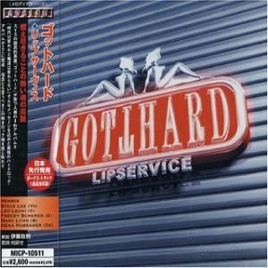 Gotthard - Lipservice [Japan]