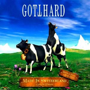Gotthard - Made in Swtzerland CD