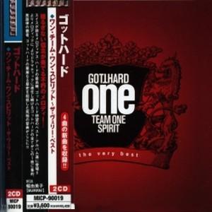 Gotthard - One Team, One Spirit (Japan Edit)