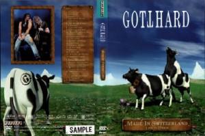Gotthard+-+Made+In+Switzerland+Japan+DVD+Promo