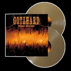 Gotthard - Homegrown Alive in Lugano (Gold Edit) 2011