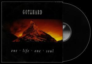 Gotthard - One Life One Soul (Maxi single).