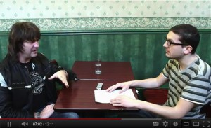 Interview Marc Paris 2012