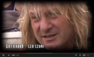 Interview Leo Leoni 2012