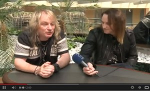 Interview Leo et Nic 2012