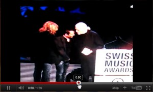 Swiss awards 2010