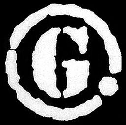 g-logo black